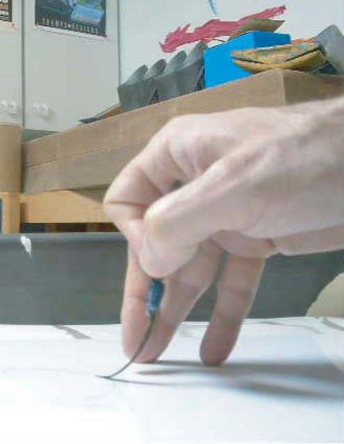 pinstriping lesson
