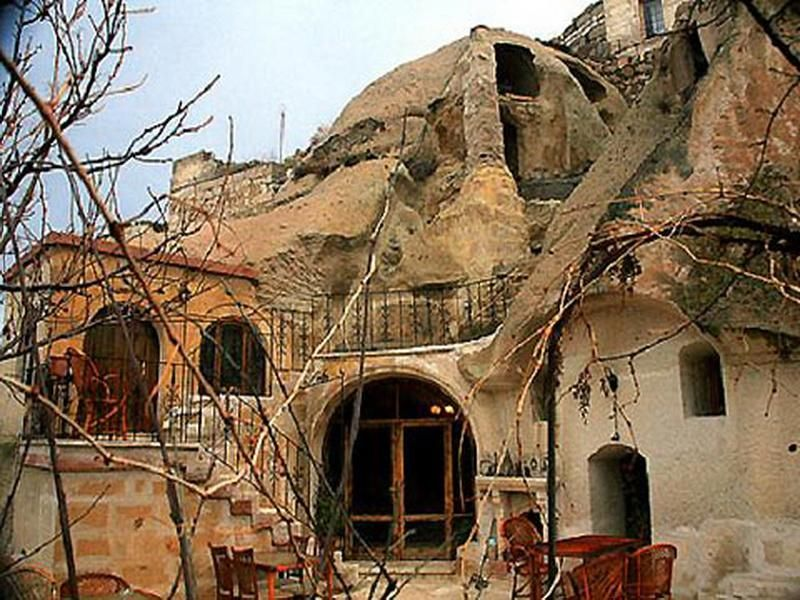 Hobbit Homes - Cappadocia, Turkey on The Owner-Builder Network http://