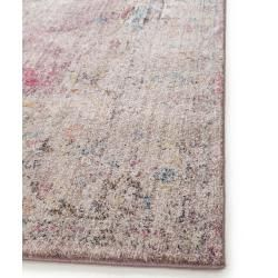 Photo of benuta Trends Teppich Tara Multicolor/Pink 300×400 cm – Vintage Teppich im Used-Look