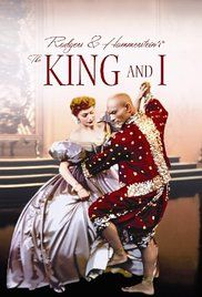 The King and I - A widow accepts a job as a live-in governess to the King of Siam's children.