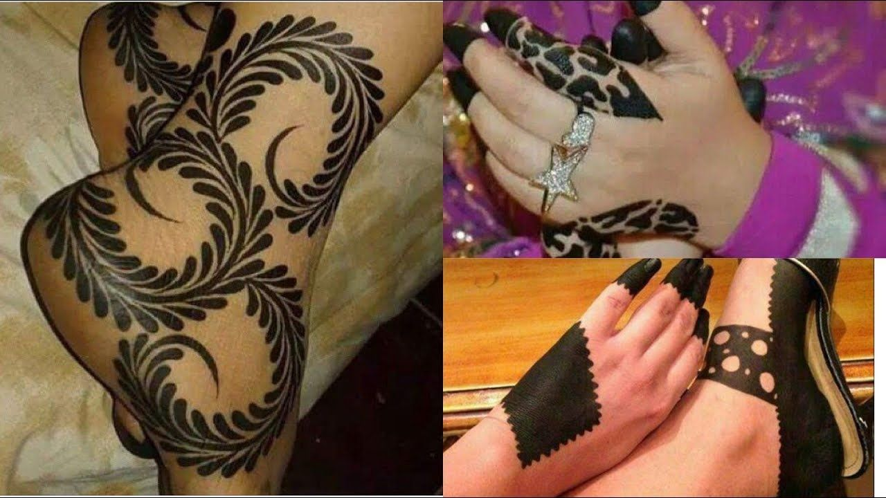 40 Gorgeous Henna Ideas From Intricate To Elaborate: 60 Most Beautiful/stylish Sudanese Mehndi Designs For Feet