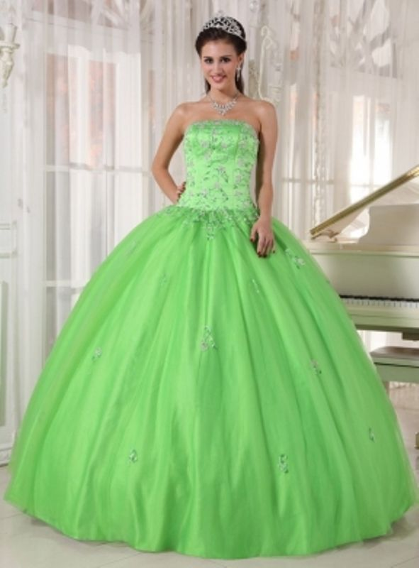 Pretty Green Wedding Dresses 19 Backgrounds Wallpaper