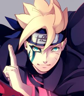 Boruto Naruto Next Generations الحلقة 56 مترجم اون لاين Boruto Hd Uzumaki Boruto Boruto