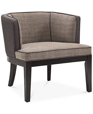 Bryce Fabric Accent Chair, Direct Ships for just $9.95
