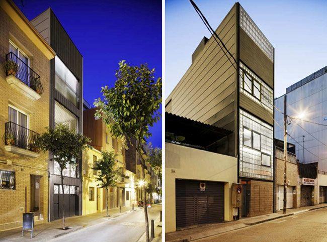 BARCELONA-HOUSE