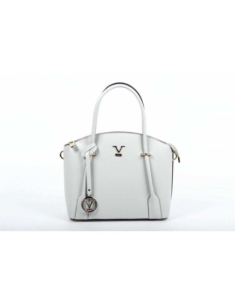 48a5994898 New Versace 19.69 Abbigliamento Sportivo Srl Ladies Handbag V003 RUGA CREAM