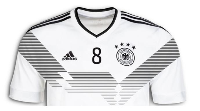 Das Neue Dfb Trikot 2018 Dfb Trikot Trikot Deutschland Trikot