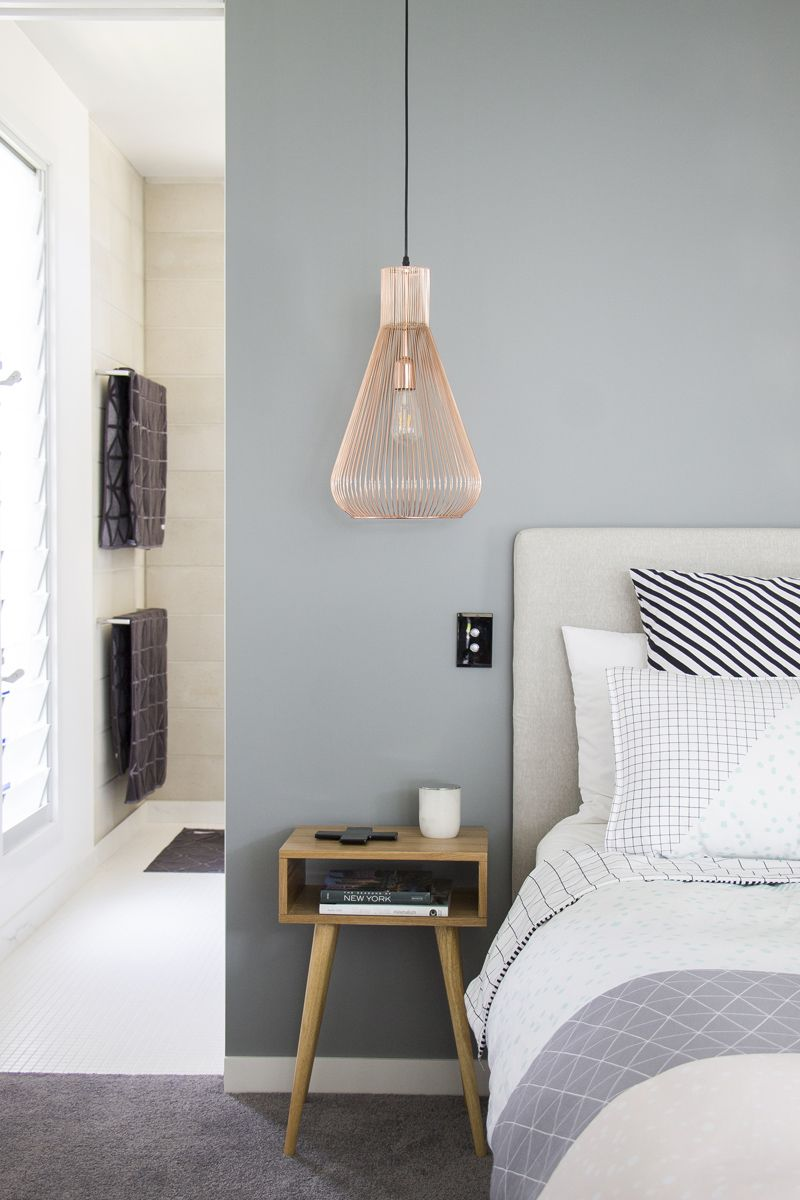 Modern Bedroom Nightstand Lighting Inspiration Pendant Lighting Copper Pendant Bedroom
