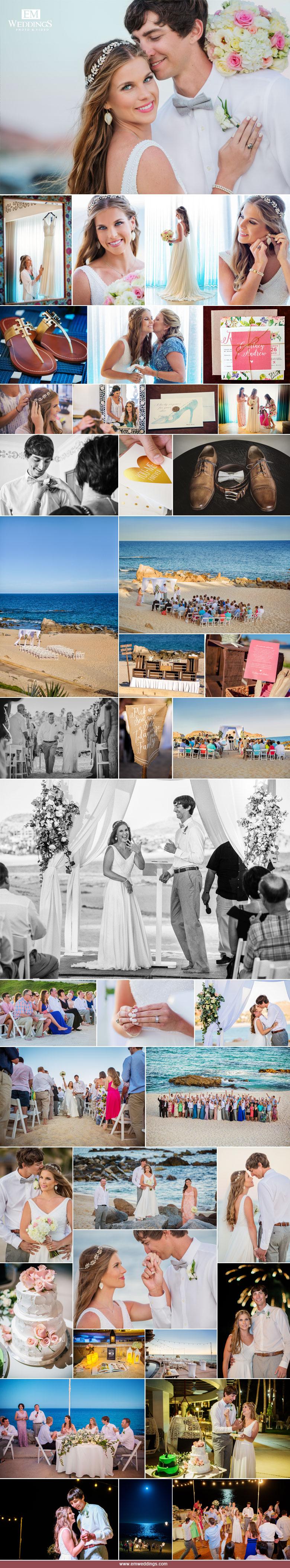 Hotel Hilton, Los Cabos, México Los Cabos Wedding