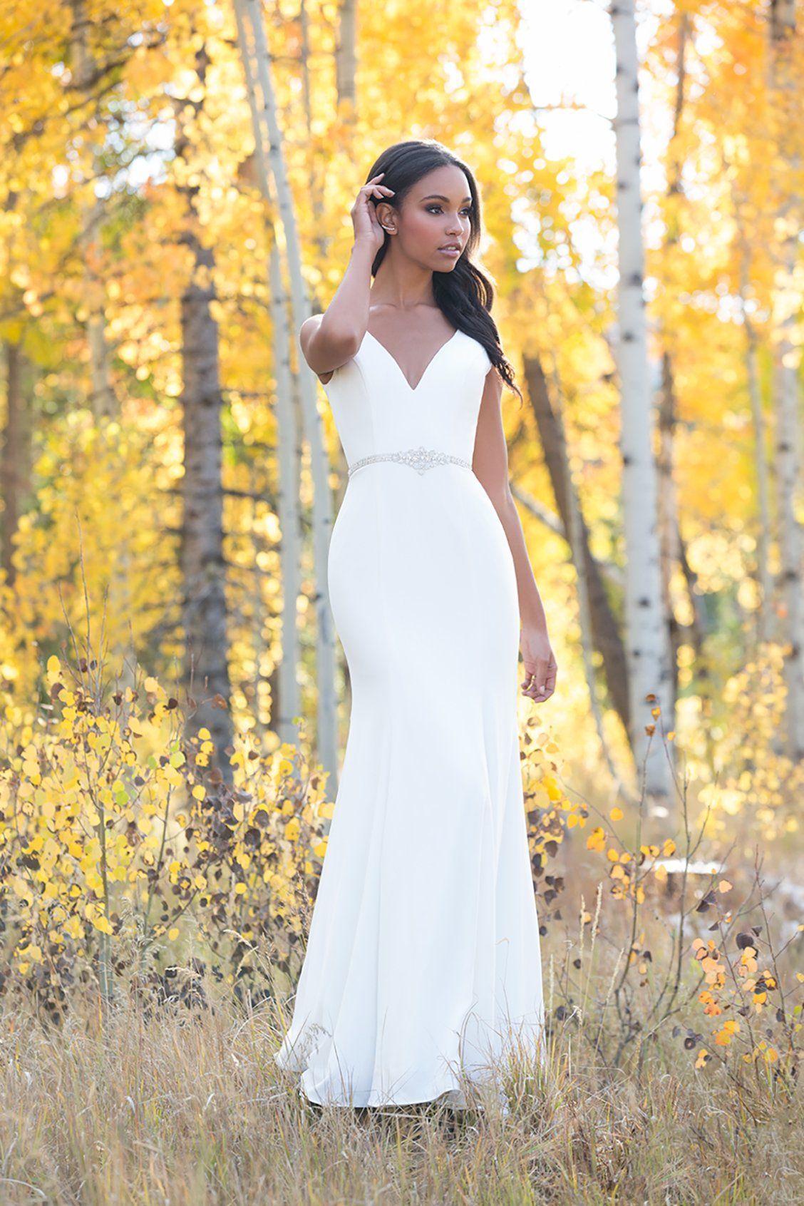 Allure Romance 3101 Best wedding dresses, Simple wedding