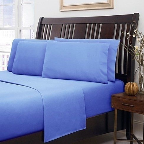 6 Piece Set: Eco Luxury 2200 Series Organic Bamboo Bed Sheet Set