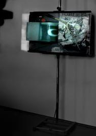 La Guerra - Galleria - Proiezioni - Fabio Mauri