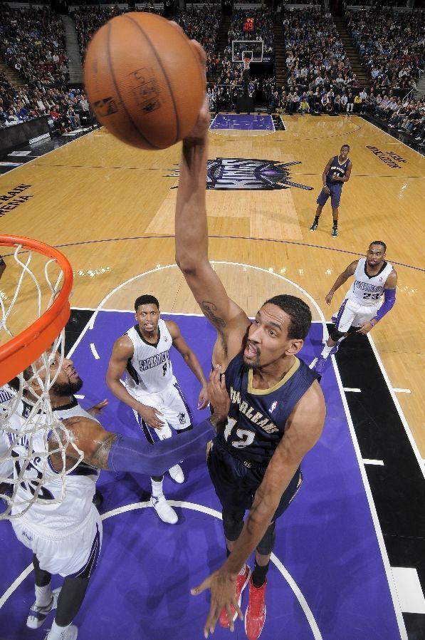 Alexis Ajinca New Orleans Pelicans