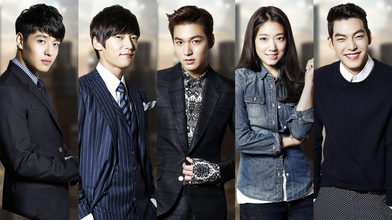 Korean Dramas Wallpaper: Heirs | The heirs, Heirs korean drama, Korean drama