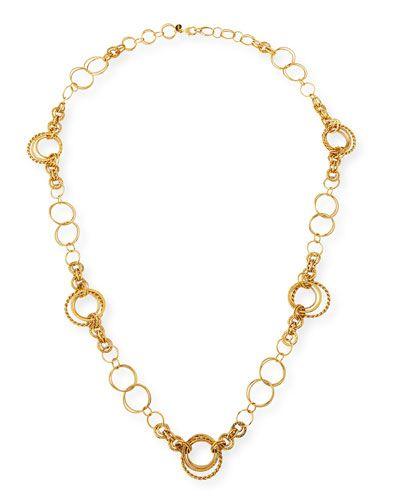 Jose & Maria Barrera 24K Gold-Plated Bow Pendant Necklace pXkBGa
