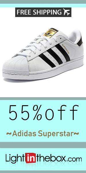 Adidas Originals Superstar Men's Skate Shoes WhiteBlack