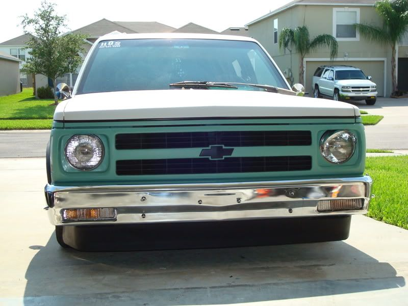 Pin By S10 Life On Grill Front End Ideas Custom Chevy S10 Mini Truck Mini Trucks Chevy S10 S10 Truck