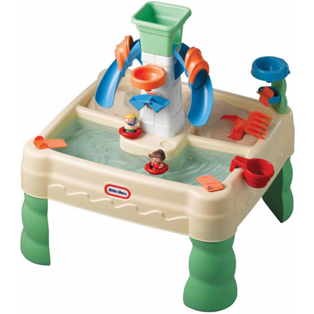 Water Table Showers Sandy Lagoon Waterpark Kids Toddler Summer ...