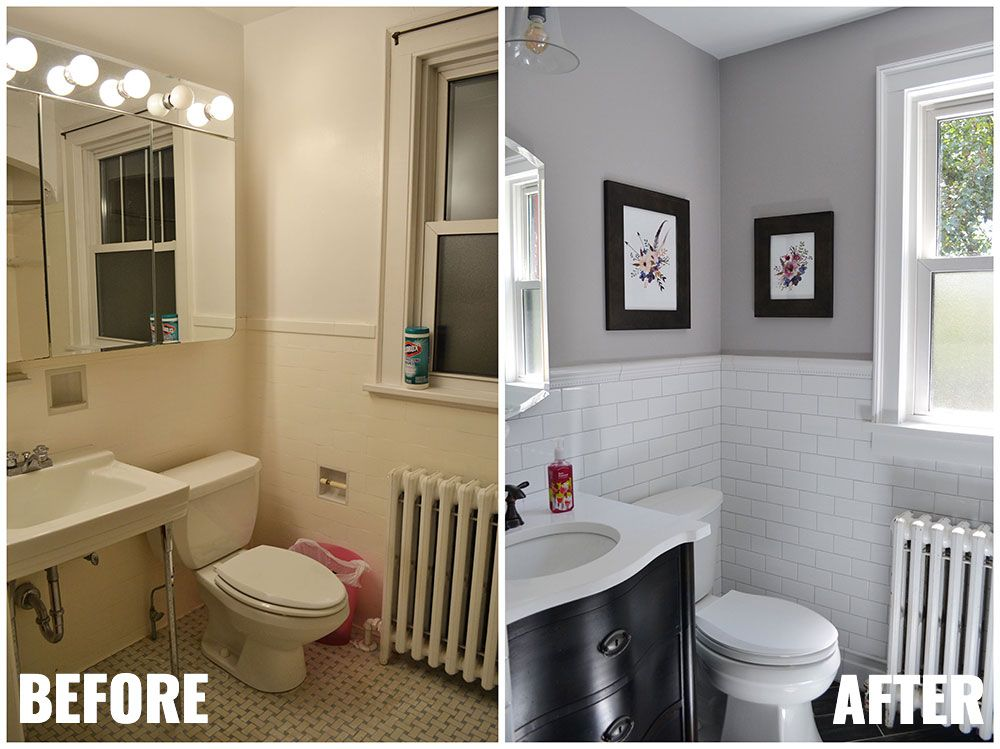 20 Before And After Bathroom Remodels That Are Stunning Bathrooms Remodel Bathroom Renovation Designs Bathroom Remodel Cost