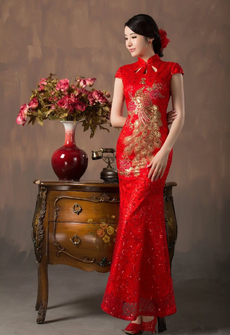 Happy Lunar Chinese New Year Fashion Wear For The Occasion My Pick Chinese New Year Outfit Beautiful Red Dresses Dresses
