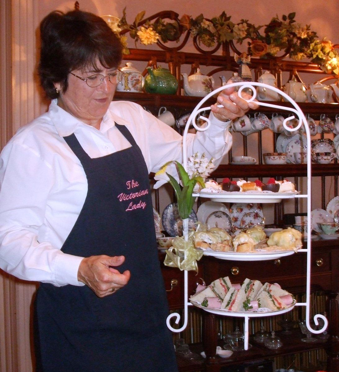 Menus and Recipes for Tea Parties Afternoon tea recipes