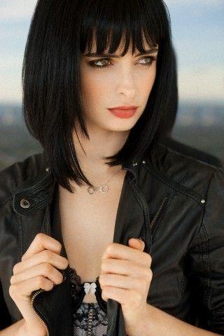 cute hairstyle ideas for long face 2020  hair pale skin