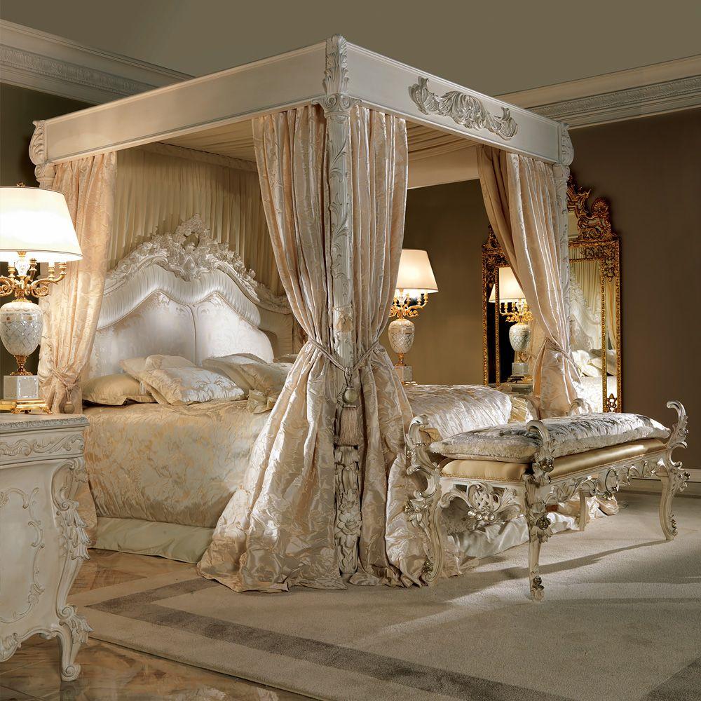 Best Extravagant Luxurious 4 Poster Bed Luxury Furniture 400 x 300