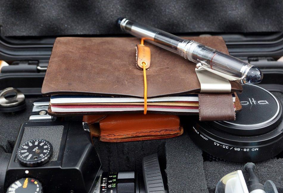 Midori Traveler's Notebook - DYSong Photography