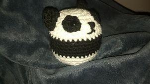Ravelry: Panda Animal Ball pattern by Shelley Bunyard