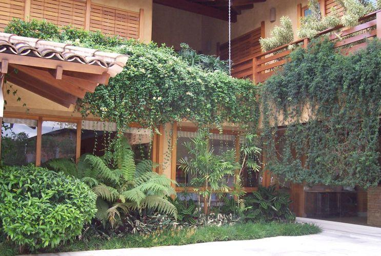 Projeto - Rodolfo Geiser - Casa Tamboré - Barueri (SP) - Casa e Decoração - UOL Mulher