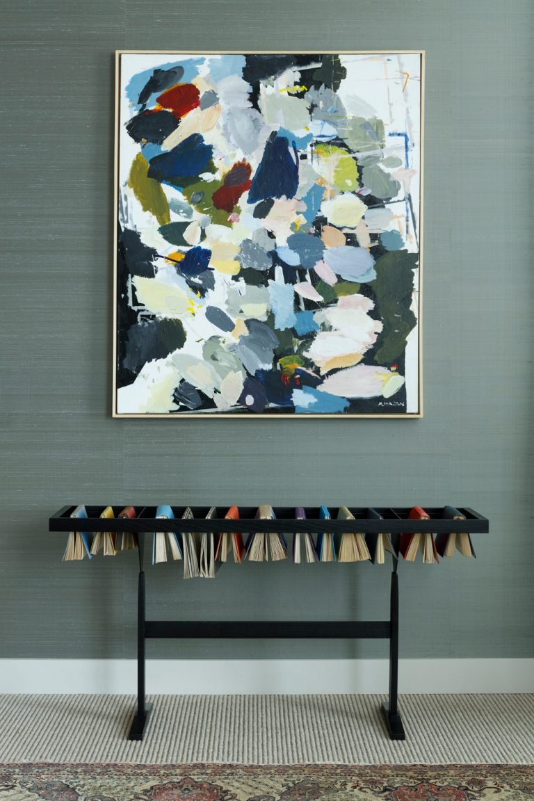 Inside An ArtFilled London Penthouse In Covent Garden in