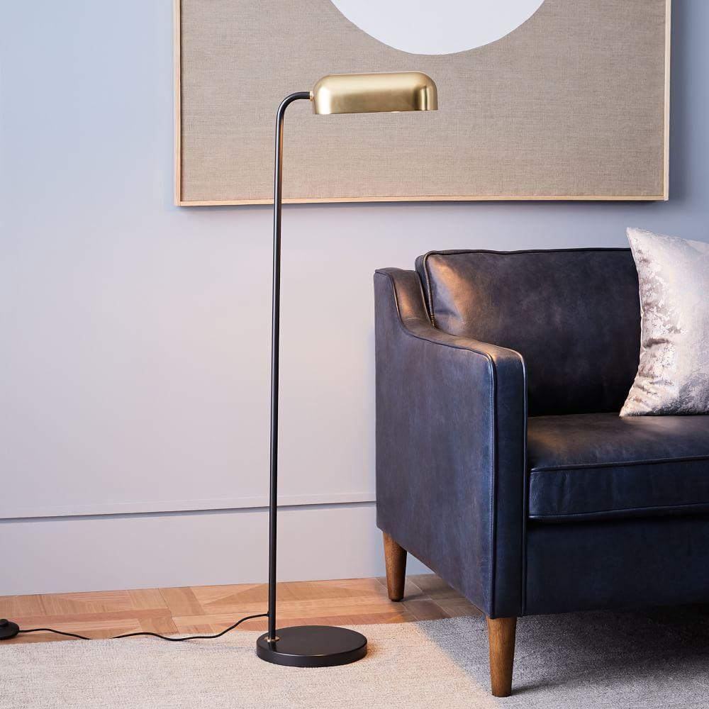 Modern Oxford Floor Lamp Floor lamps living room, Modern