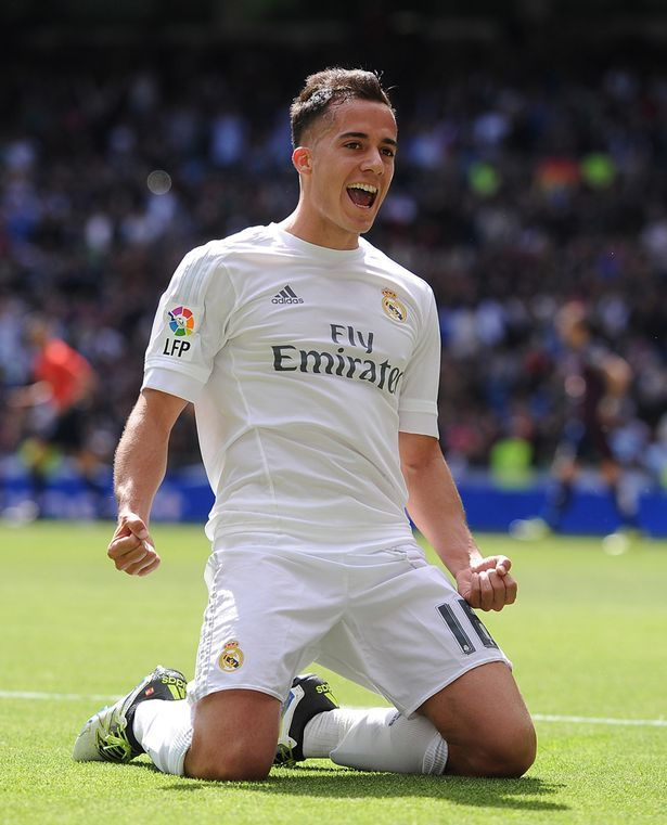 Lucas Soccer Player: In-form Lucas Vazquez Could Be Real Madrid's Secret Weapon