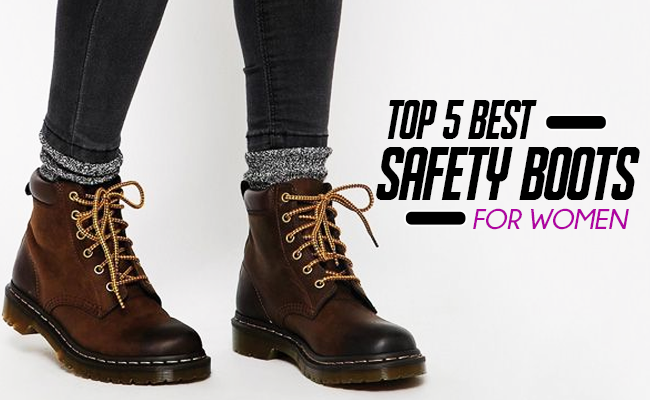 women's work boots for concrete floors