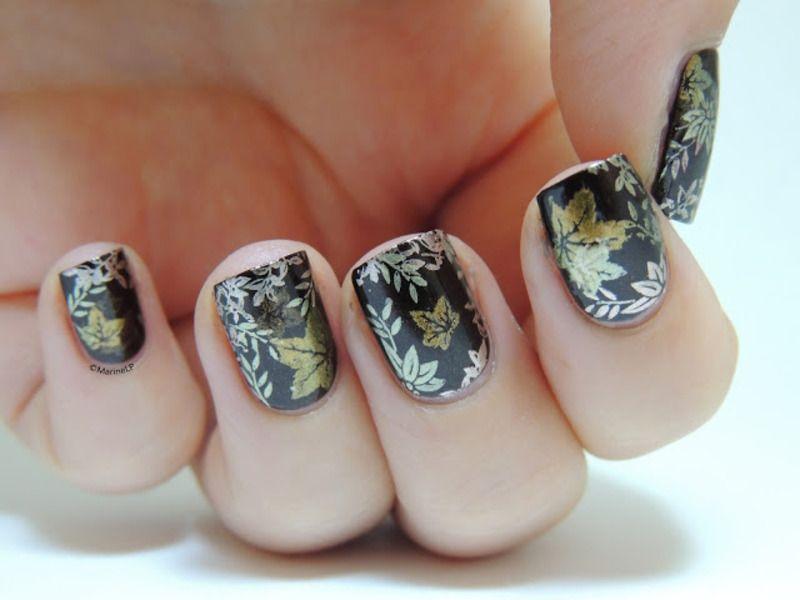 10 Gorgeous Fall/Autumn Nail Designs | Nailpolis Magazine | Nails ...