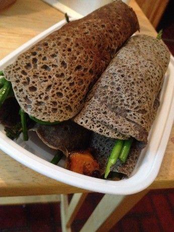 Basic Buckwheat Crepes Vegan And Gluten Free