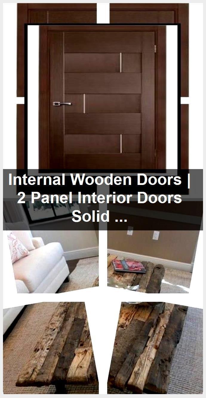 Photo of Internal Wooden Doors   2 Panel Interior Doors Solid Wood   Molded Interior Door…,  #door #…