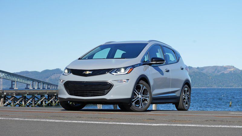 2020 Chevy Bolt Ev Reviews