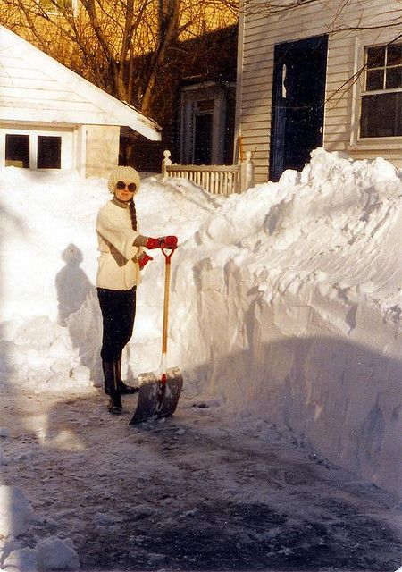 Blizzard Of 78 My Hometown Indiana Pinterest Indiana Winter