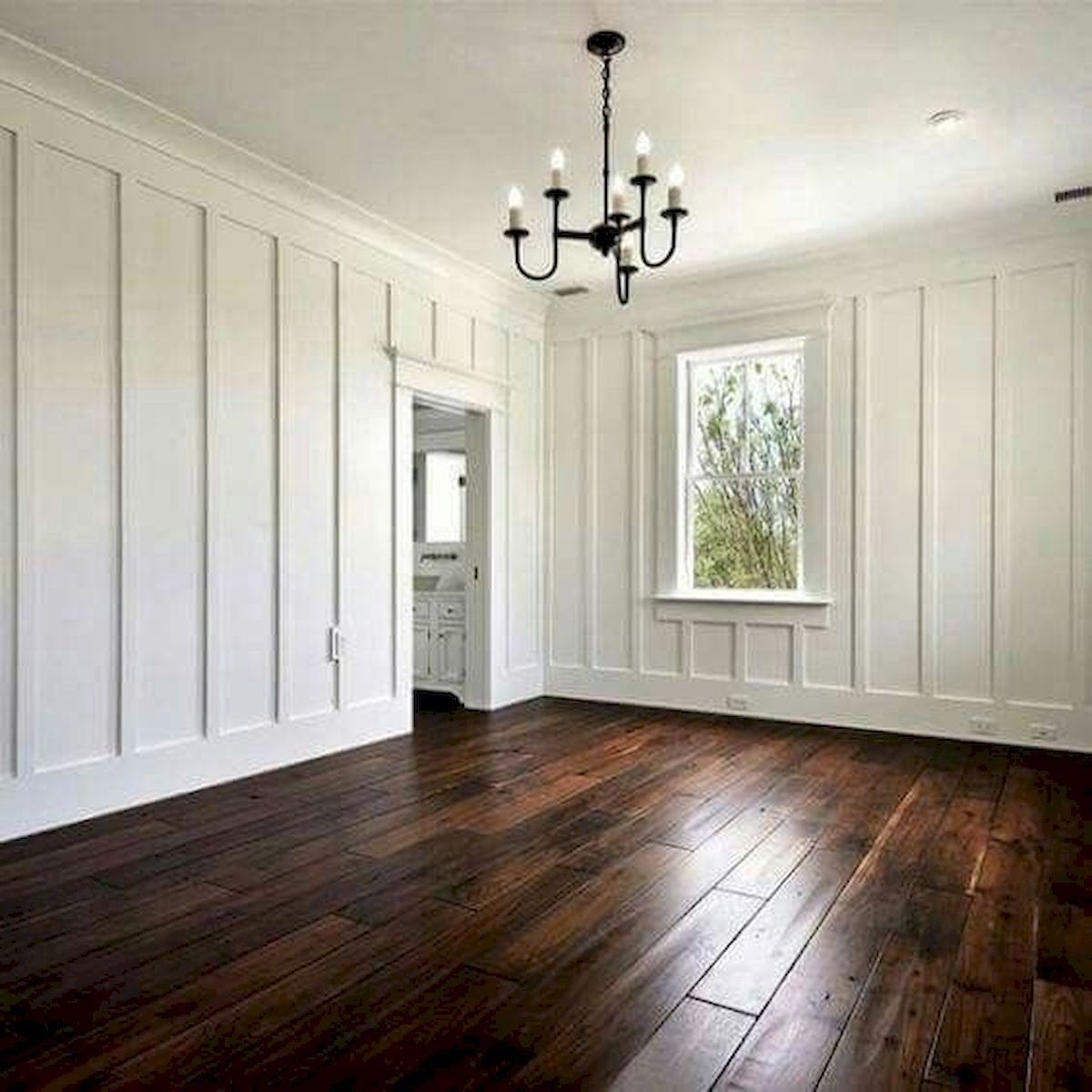 16 Enticing Wall Decorating Ideas For Your Living Room: 70 Farmhouse Wall Paneling Design Ideas For Living Room