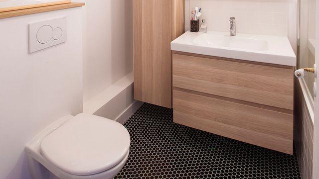 Déco toilettes : avant après de pro pour refaire ses WC   Déco ...