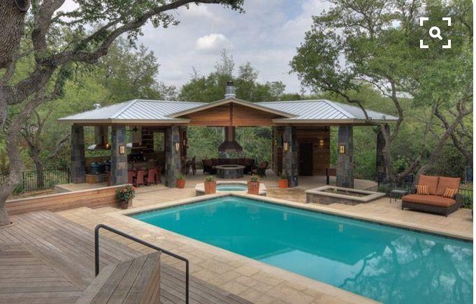 Pool Pump Pavilion Pool Houses Pool House Designs Outdoor Gazebos