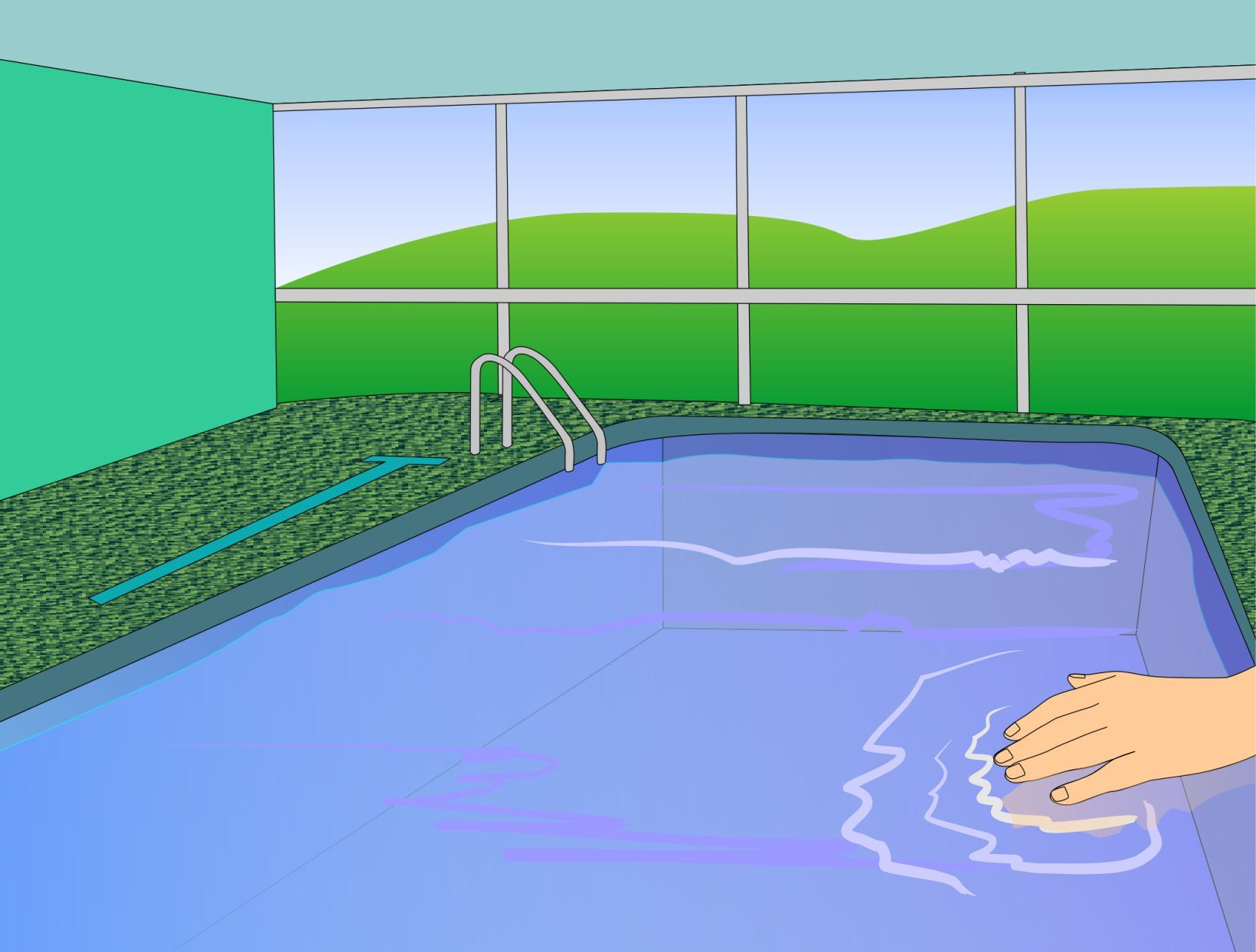 Eliminate and Prevent Green Algae in a Swimming Pool ...