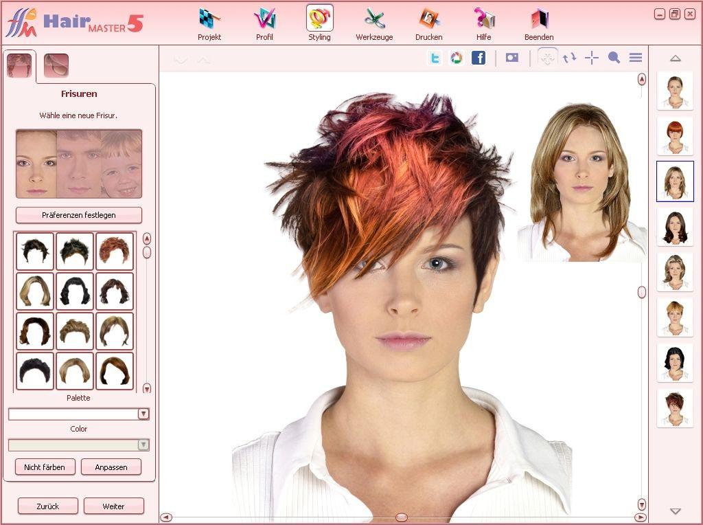 48+ Frisur online testen frauen die Info