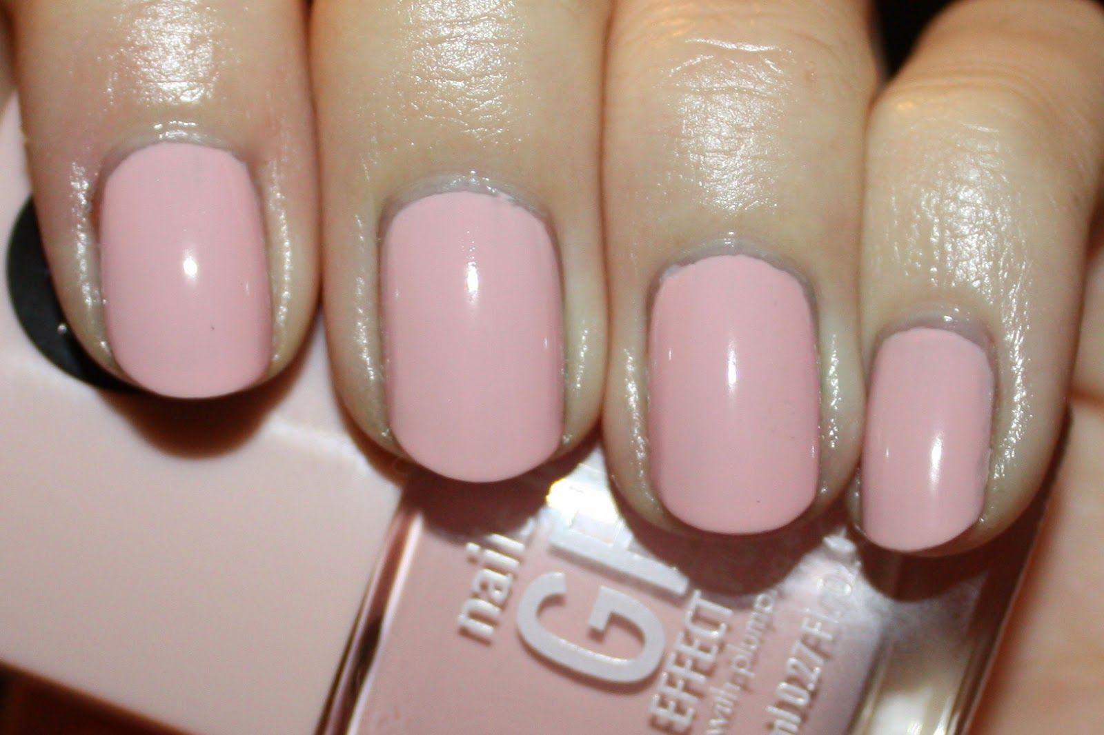 Nails Inc. Gel Effect in Mayfair Lane, light pink | nails inc ...