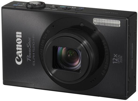 Canon Powershot Elph 520 Hs Digital Camera Review Camera Canon Canon Powershot Elph Powershot Canon Powershot