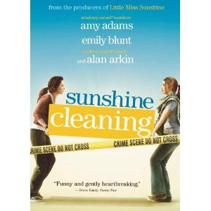 quotsunshine cleaningquot starring amy adams 2009 movies