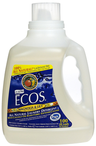 Earth Friendly Products Ecos Laundry Detergent Magnolia Lily Ewg