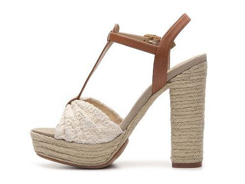Women Boho Wedge Sandals Beaded Platform Roman Ethnic