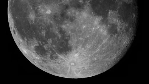 The Moon in very high resolution js